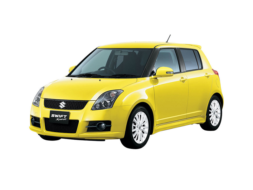 Suzuki Swift XG 1.2 User Review