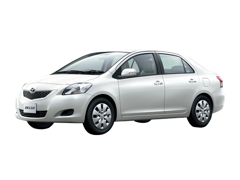 Toyota Belta X 1.0 User Review