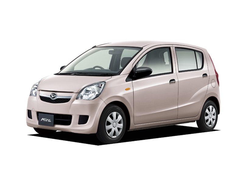 Daihatsu Mira ES User Review