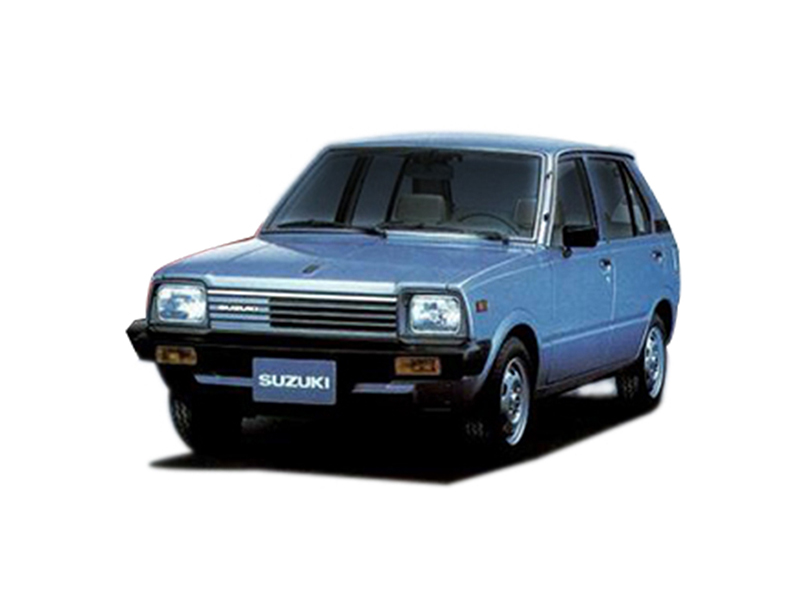 Suzuki FX GA User Review