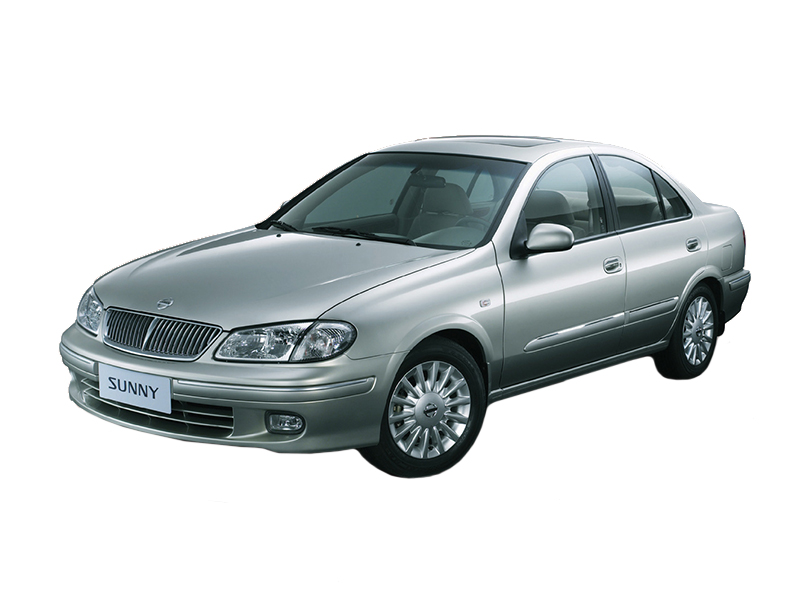 Nissan Sunny Super Saloon 1.6 User Review