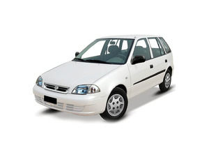 New Suzuki Cultus