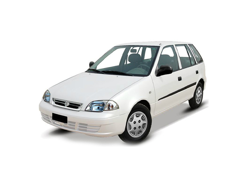 Suzuki Cultus EURO II User Review