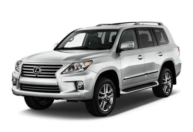 Lexus LX Series User Review