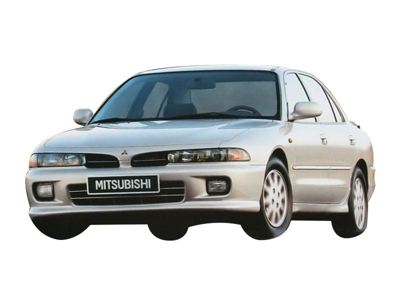 Mitsubishi Galant 1998 Interior