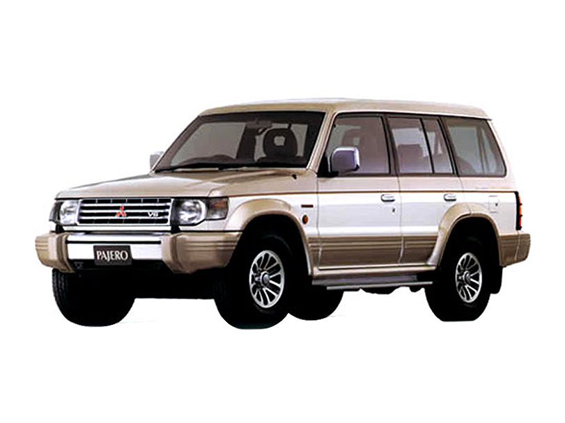 Mitsubishi Pajero Exceed Automatic 2.8D User Review