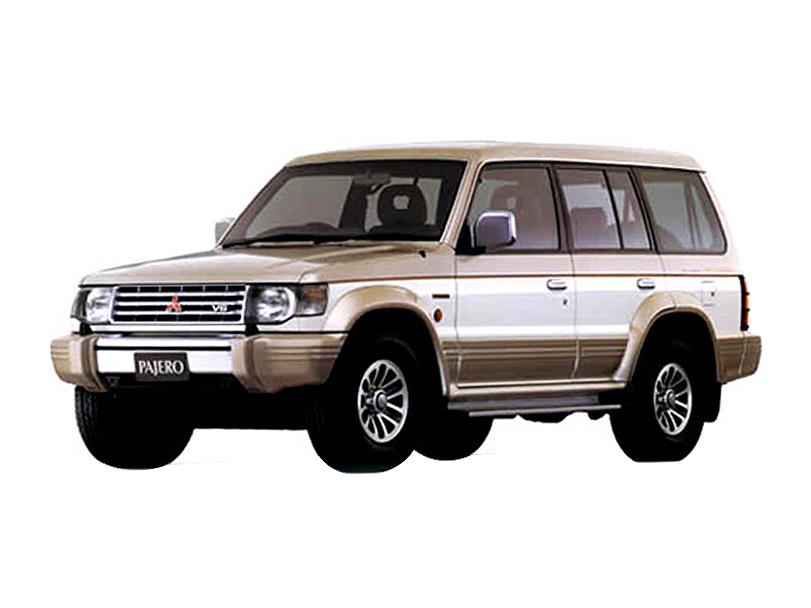 Mitsubishi Pajero 1999 Interior