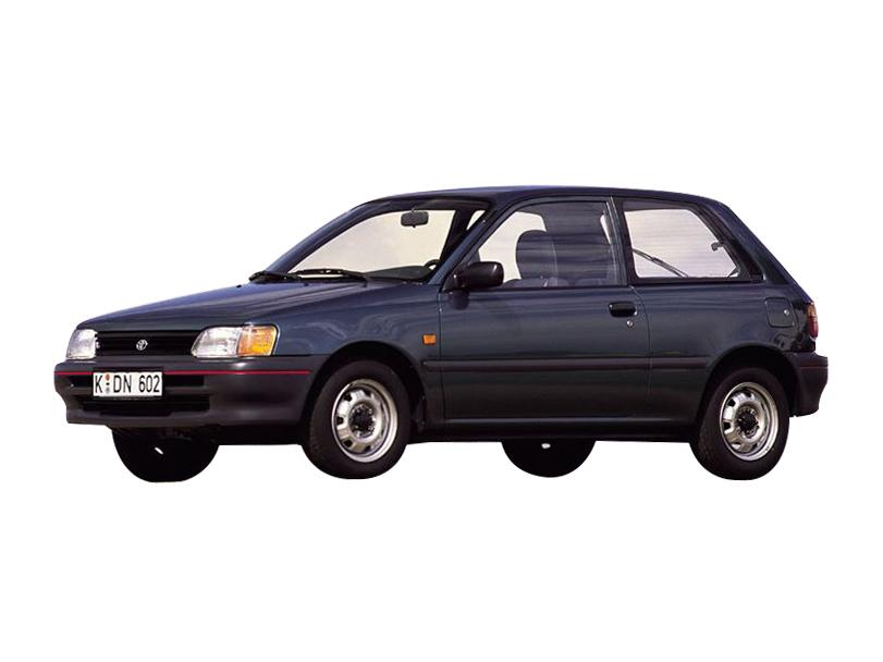 Toyota Starlet 1995 Interior