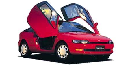 Toyota Sera 1995 Exterior