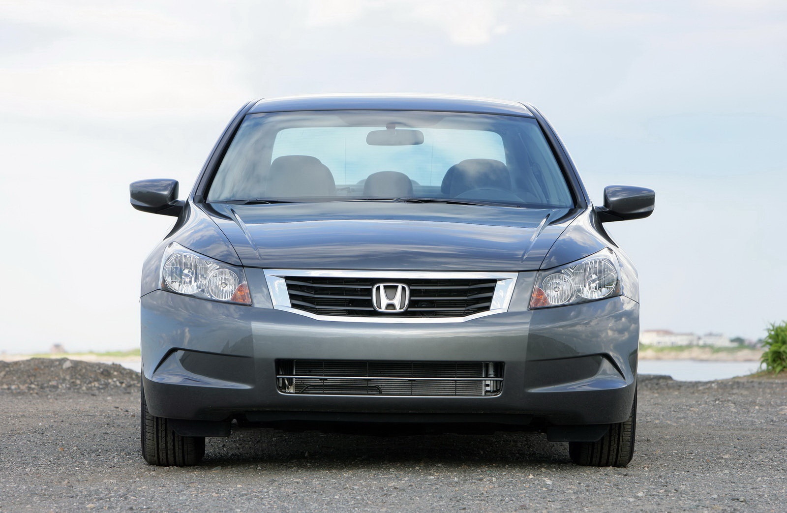 Honda Accord 2012 Exterior Front End