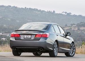 Honda Accord 2013 Exterior Rear Ends