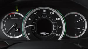 Honda Accord 2013 Interior Clusters