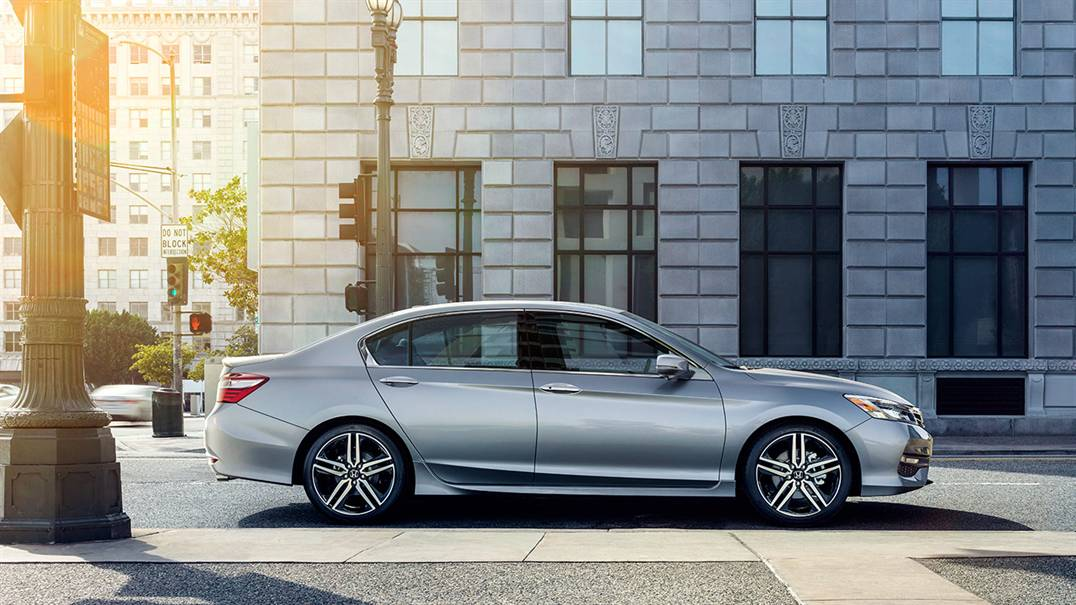 Honda Accord 2018 Exterior Side View