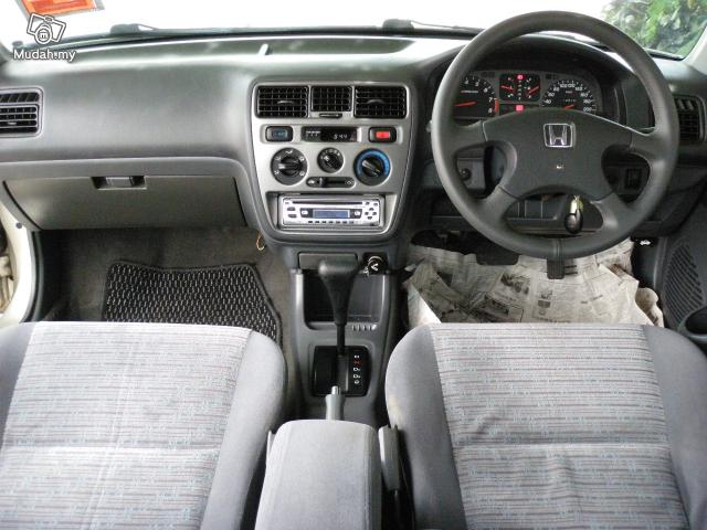 Honda City 2003 Interior Dashboard