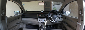 Honda City 2008 Interior Cabins