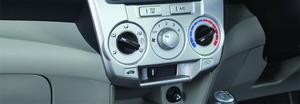 Honda City 2008 Interior Double Din Adapters