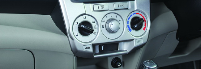 Honda City 2020 Interior Double Din Adapter