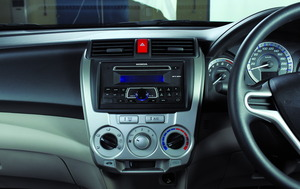 Honda City 2009 Interior Dashboards