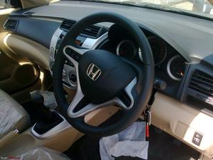 Honda City 2009 Interior Steering Wheels