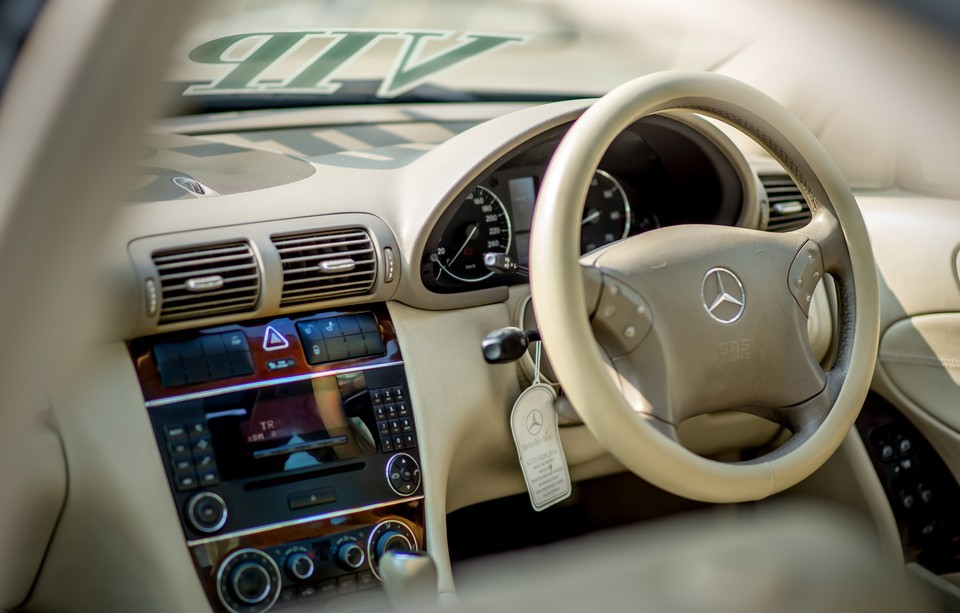mercedes benz c class 2001 - 2007 prices in pakistan, pictures and