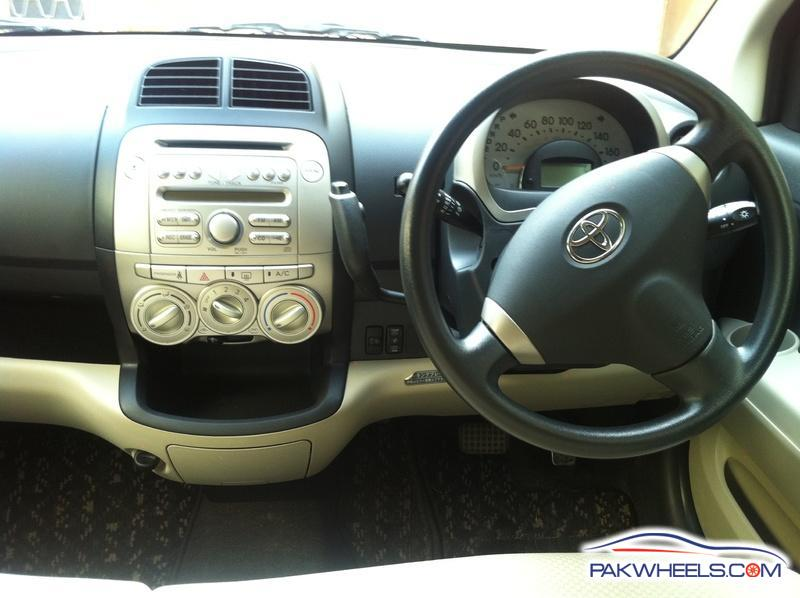 Myvi 1st Generation >> Toyota Passo Price in Pakistan, Pictures and Reviews | PakWheels