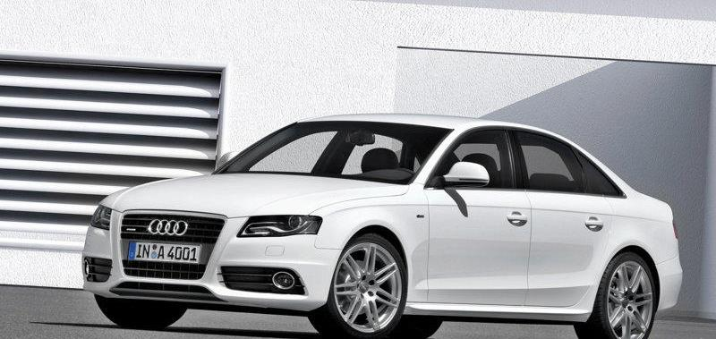 Audi A4 2016 Exterior Front View