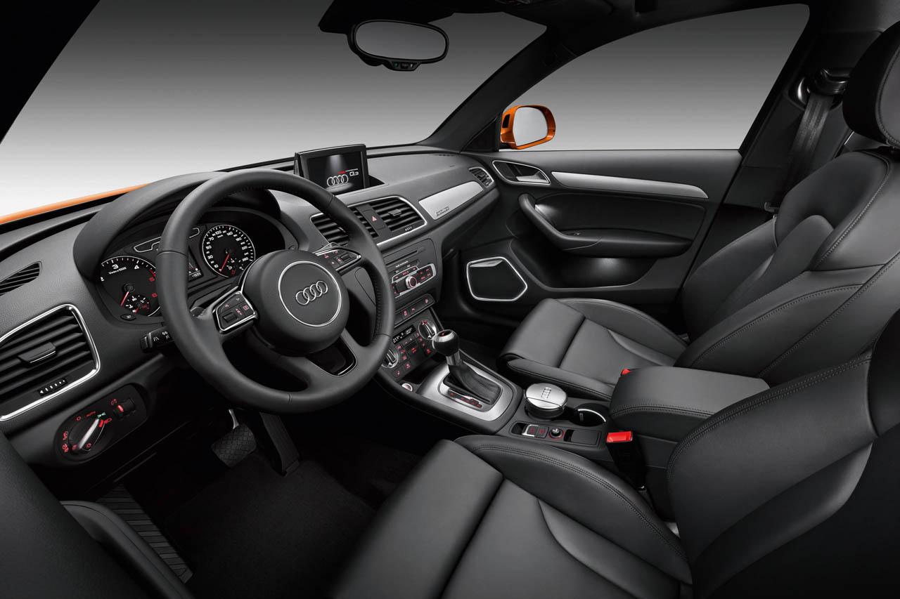 Audi Q3 2018 Interior Cabin