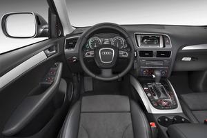 Audi Q5 2017 Interior Dashboards