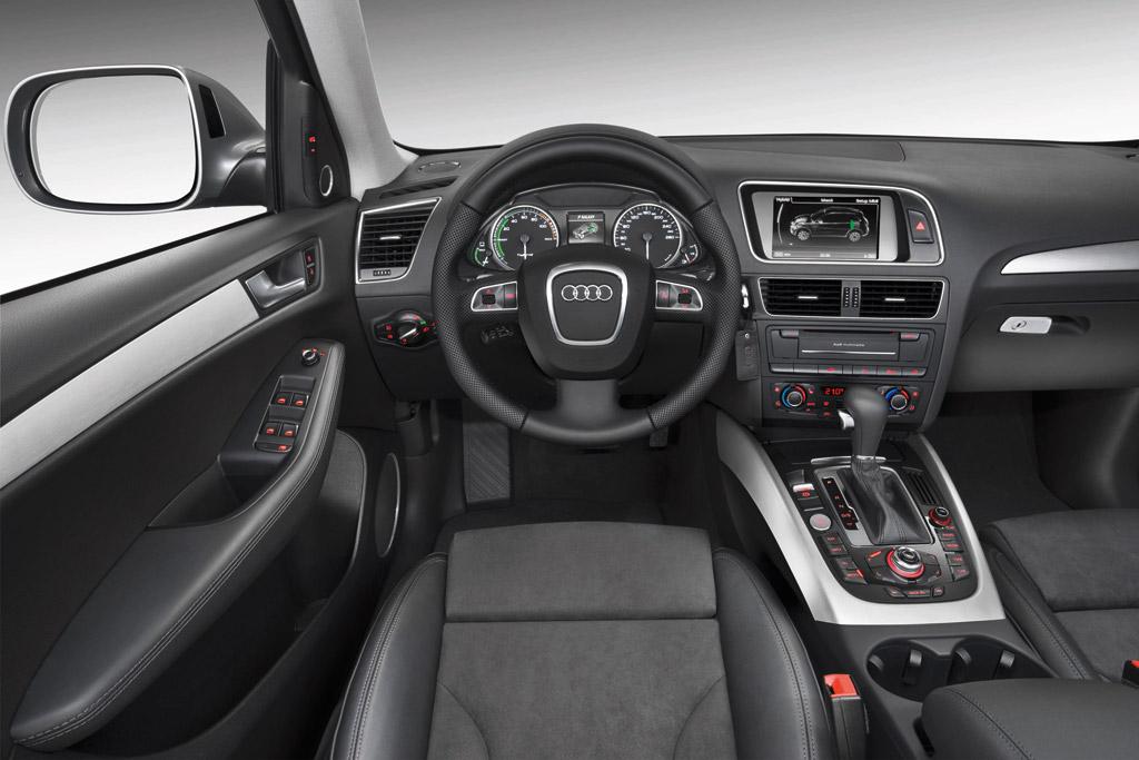 Audi Q5  Interior Dashboard