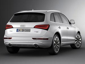 Audi Q5 2017 Exterior Rear Side Views