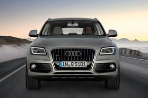 Audi Q5 2017 Exterior Front Ends