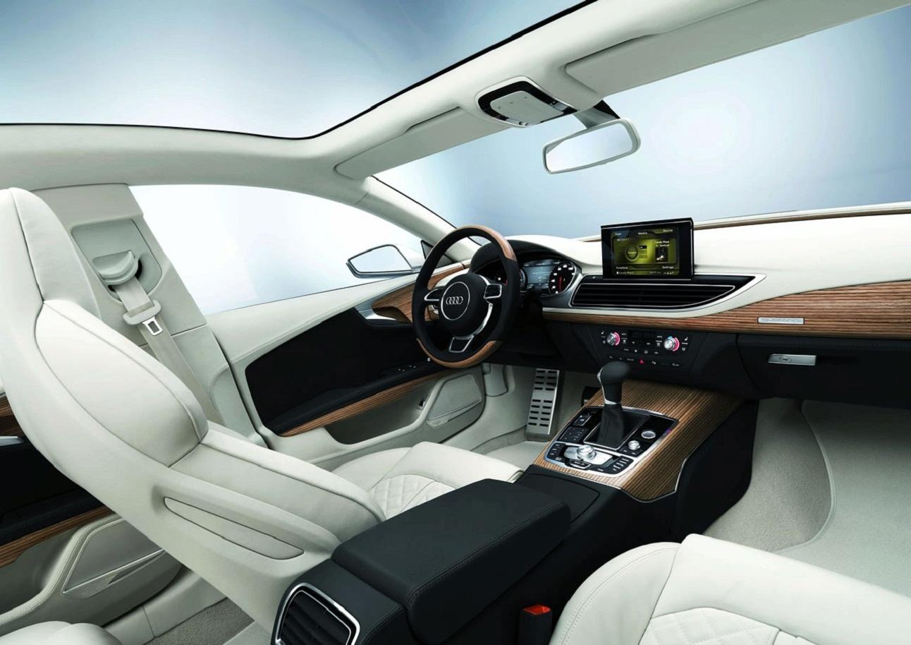Audi A7  Interior Interior cabin