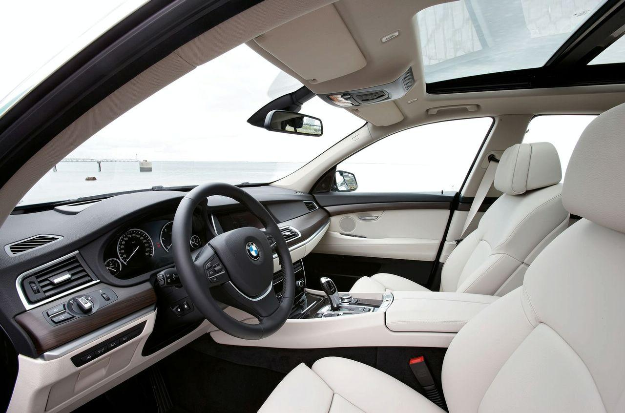BMW 5 Series 2017 Interior Front Cabin