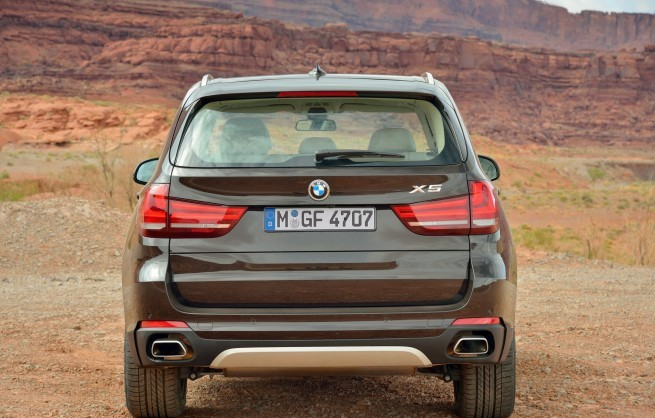 BMW X5 Series  Exterior Rear End