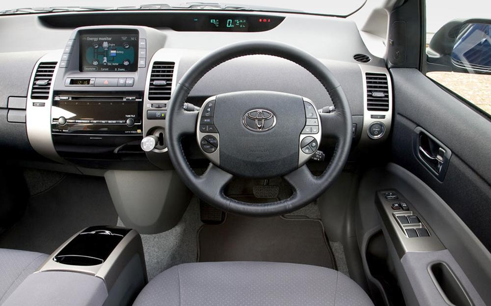 Toyota Prius 2009 Interior Dashboard