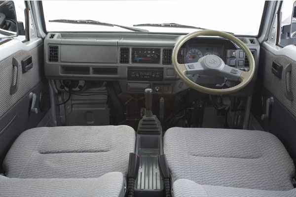 Changan Gilgit  Interior Dashboard