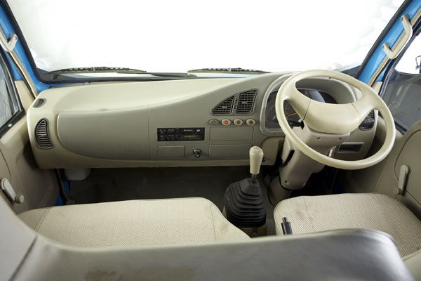 Changan Shahanshah  Interior Dashboard