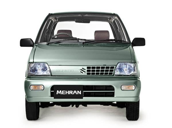 Suzuki Mehran Vxr Specifications