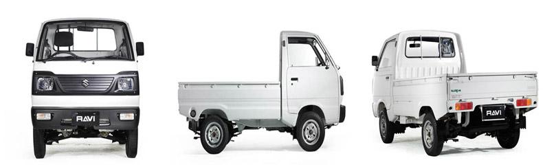 Suzuki Ravi 2018 Exterior