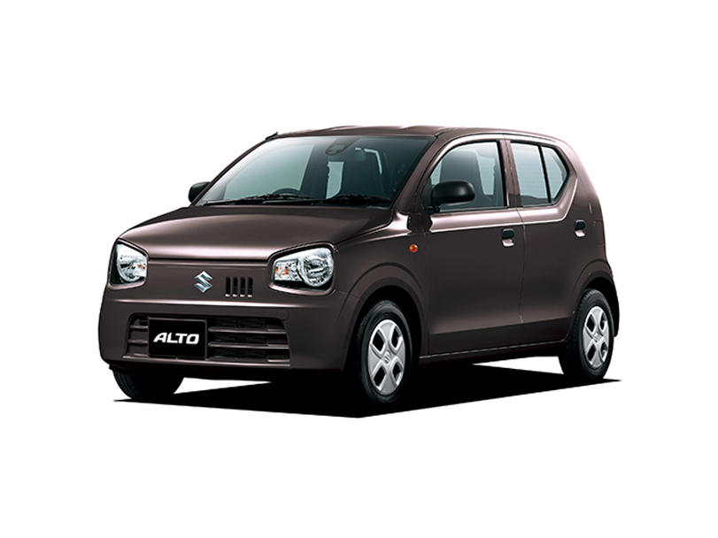 Suzuki Alto TURBO RS User Review