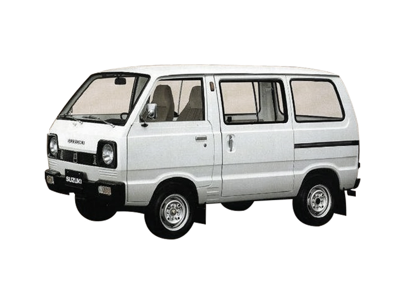 Suzuki Carry Van