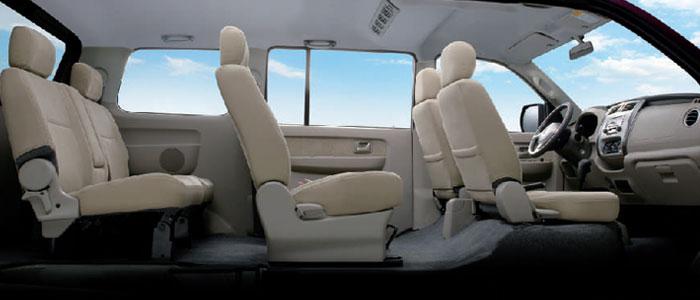 Suzuki APV  Interior Cabin