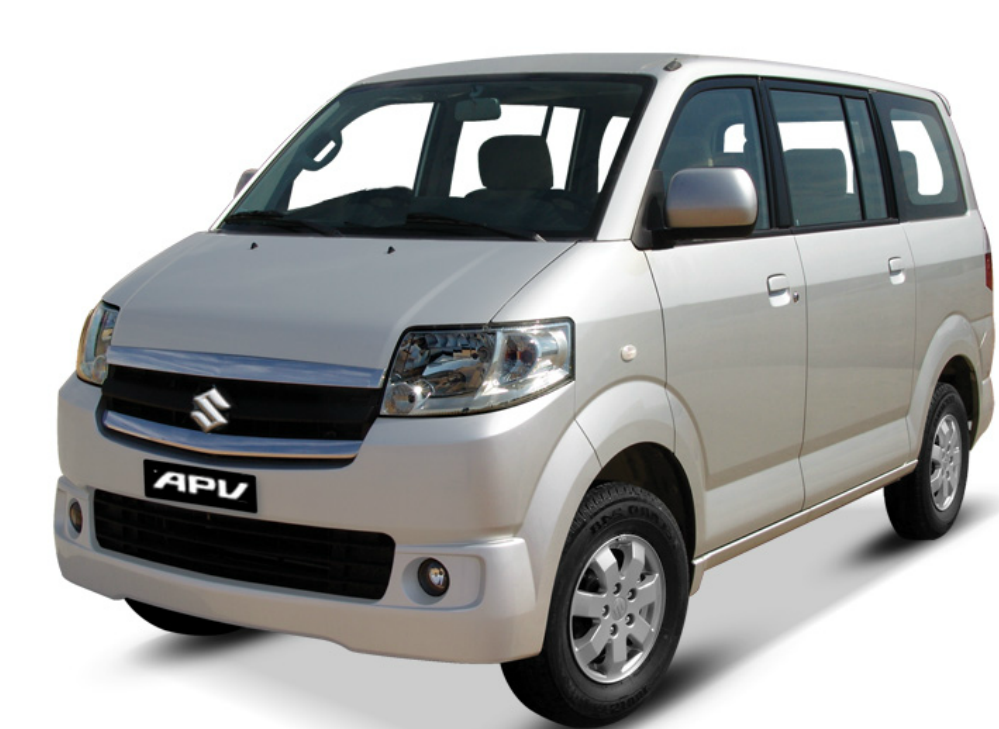 Suzuki APV  Exterior Front End