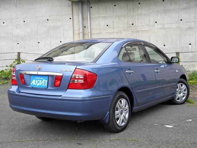Toyota Premio 2007 Exterior Rear End