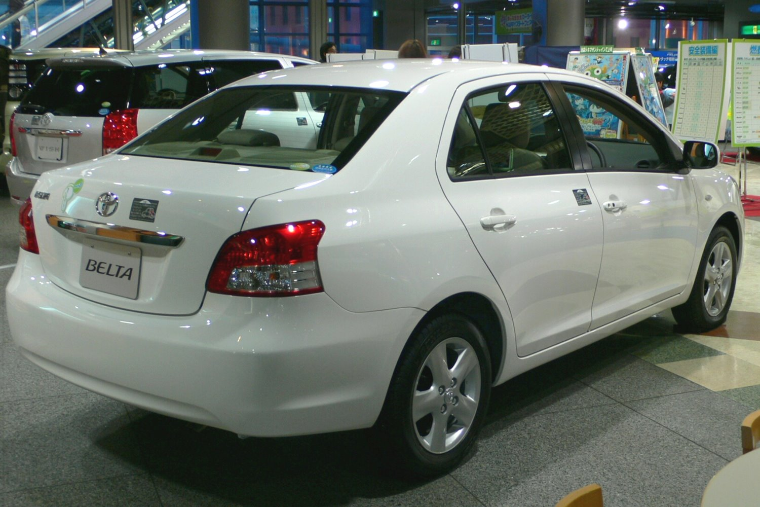 toyota belta price in pakistan pictures and reviews pakwheels