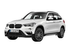 New BMW X1 Series