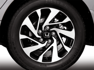 "Honda Civic 2016 Exterior 16"" Alloy Rims s"