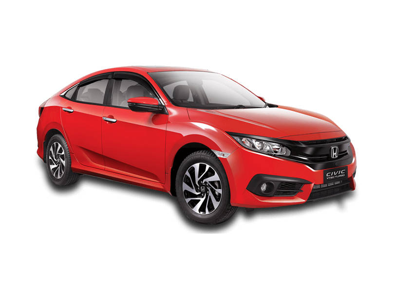 Honda Civic 2019 Exterior Side View