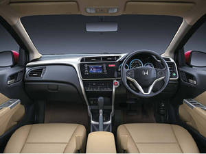 Honda Civic 2016 Interior Dashboards
