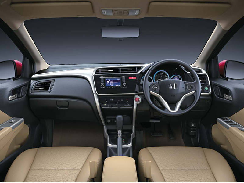 Honda Civic 2018 Interior Dashboard